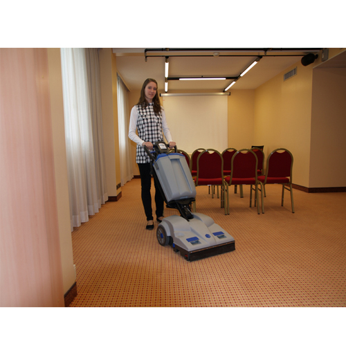 LS50 Hybrid Wide area Multifunction Upright Vacuum