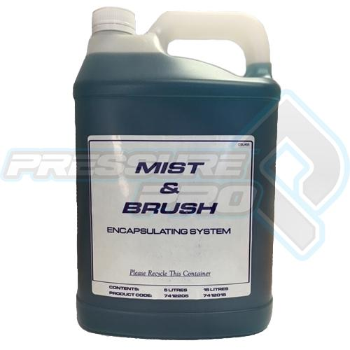 Mist & Brush Carpet Maintenance System 15Lt