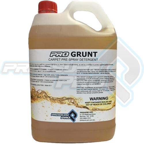 ProGRUNT – Carpet Prespray Detergent