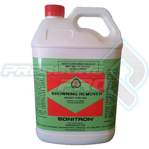 Sonitron Browning Remover READY FOR USE