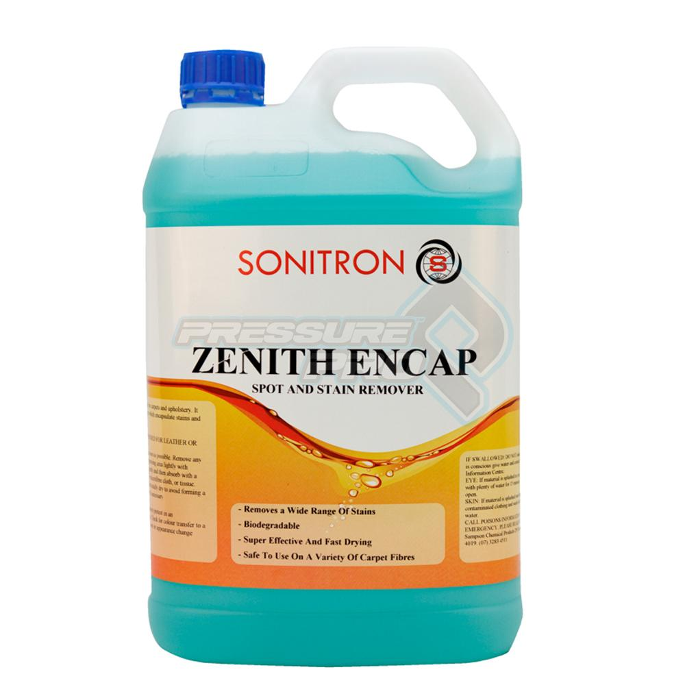 Sonitron Zenith Encapsulation Carpet Shampoo