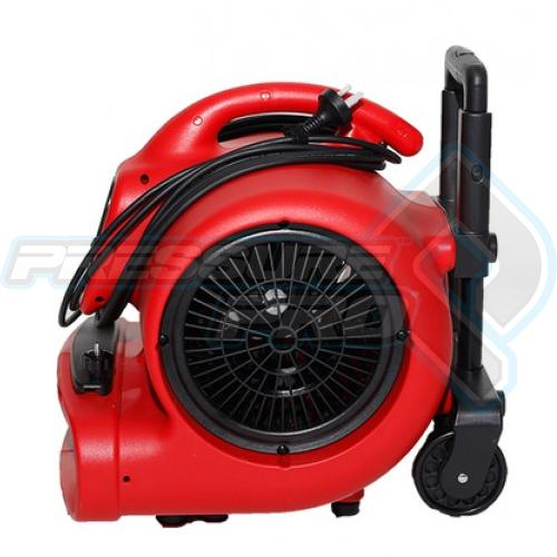 XPOWER X-600HC-RED 3/4 HP Professional Air Mover